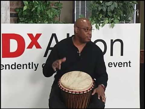 TEDxAkron - Dr. Kwame Scruggs - Becoming the Hero Within Our Own Stories