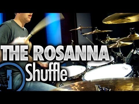 The Rosanna Shuffle - Intermediate Drum Lessons