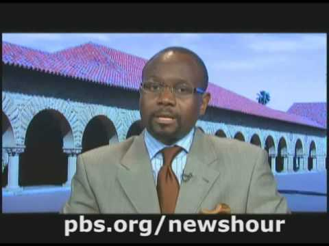 THE NEWSHOUR WITH JIM LEHRER   Crisis in Congo   PBS