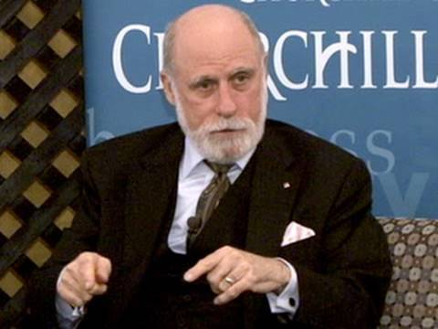 Vint Cerf: Forget TV Channels, It's All About Video on Demand