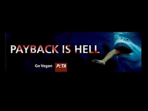 PETA's Shark Attack Ad in Poor Taste?