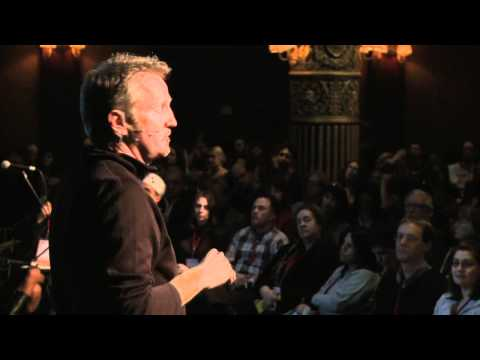 TEDxManhattan - Michael Conard - Rebuilding our Food System Infrastructure