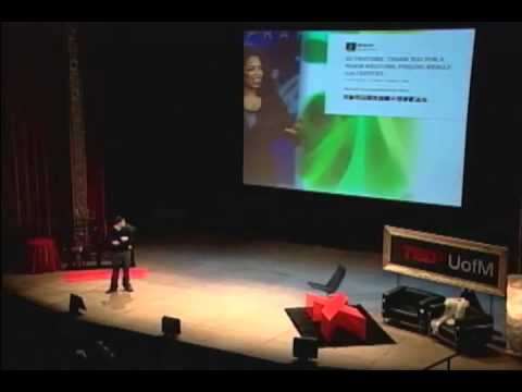 TEDxUofM - Jameson Toole - Big Data for Tomorrow