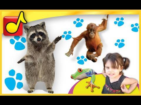 Preschool - Dance With the Animals