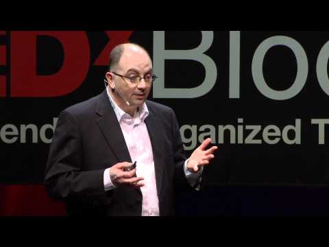 "TEDxBloomington -- Edward Castronova -- ""Be A Gamer"""