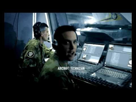 RAAF - Advertising Campaign 5 2009