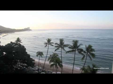View from my hotel in Hawaii - Hyunwoo Sun