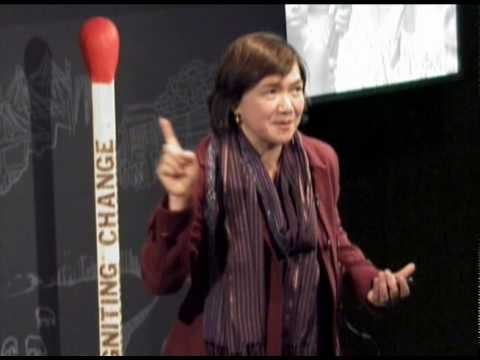 TEDxWashingtonCircle - Agnes Quisumbing - The Missing Ingredient