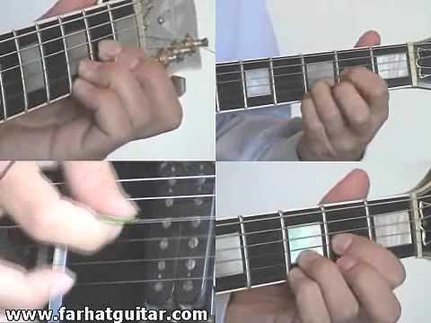 Sweet Child Of Mine - Guns and Roses Guitar Full Song www.FarhatGuitar.com