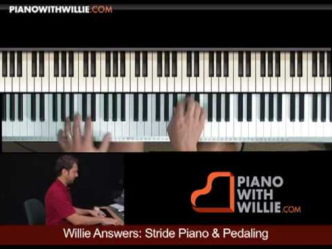 Willie Answers 15: Left Hand Chord Variations Part 2