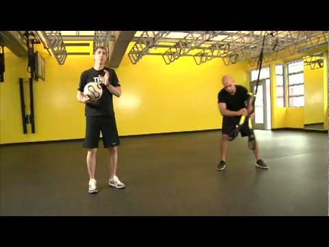 TRX® Training: TRX For Soccer Training
