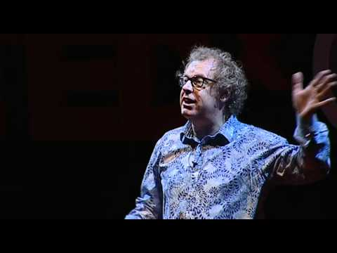 TEDxObserver - Peter Lovatt - Psychologist and dancer