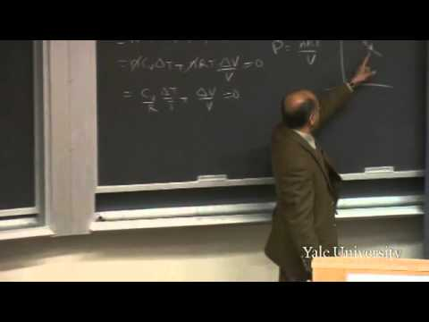Saylor ME103: The Second Law of Thermodynamics and Carnot's Engine