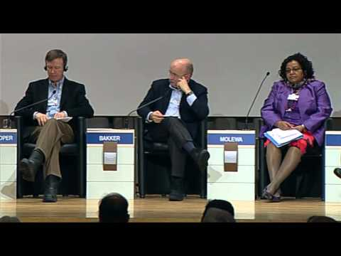 Open Forum 2012 - Water: Scarcity and Stress