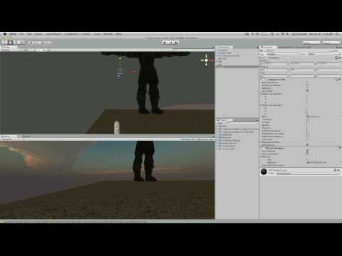 Unity 3 Cloth Physics - Another Use