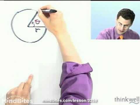Trigonometry: Using the Arc Length Formula