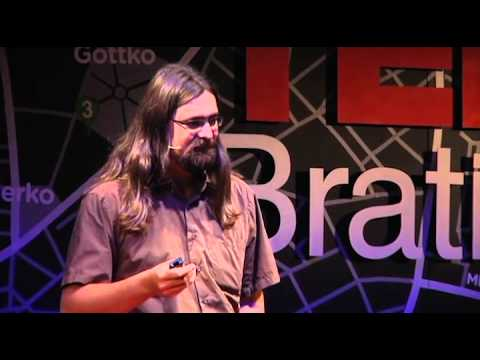 TEDxBratislava - Radovan SEMANCIK - Once upon a time, there was Internet