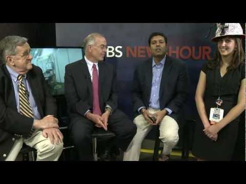 The Doubleheader: Shields, Brooks Talk Eastwooding, Baseball and the NewsHour Hatcam