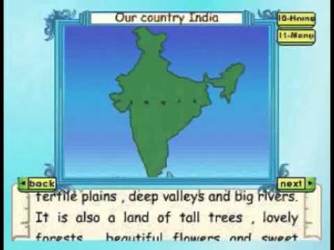 Our Country - Kids Animation Learn Series