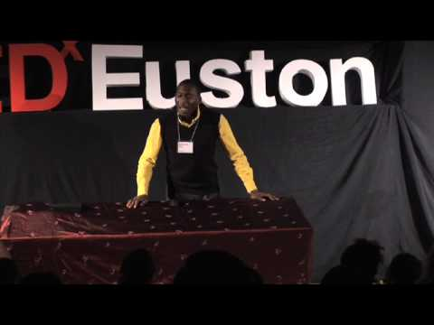 TEDxEuston - Paul Onwuanibe - Taking your business home to Africa