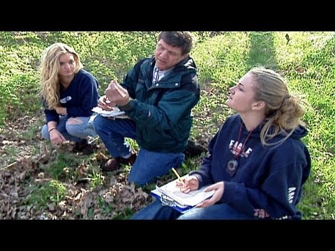 Taking Class Outdoors with Environmental Education