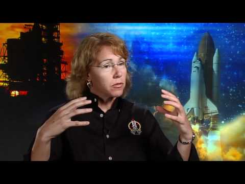 The STS-135 Crew Interviews: Sandy Magnus