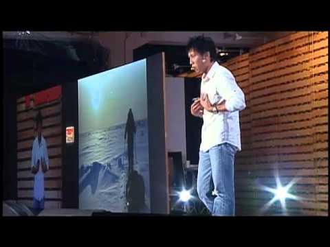 TEDxTaipei - Tommy Chen - A Dream of Extreme Marathoner ( 陳彥博 一位極限運動家的夢想 )