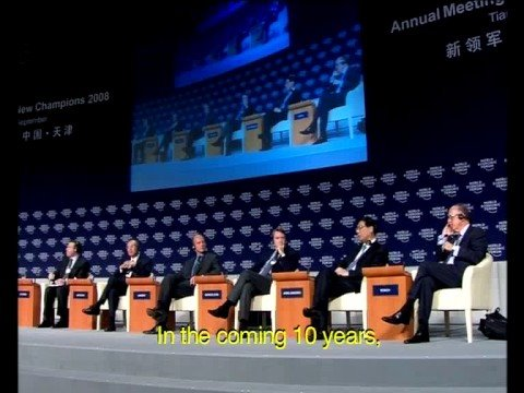 Tianjin 2008 - Highlights Annual Meeting of the New Champions