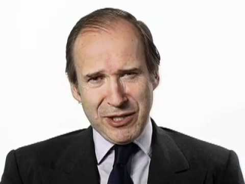 Simon de Pury: Are you worried about a recession's effect on the art market?