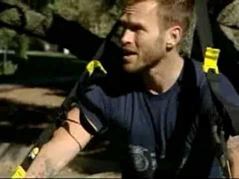TRX Suspension Training® On NBC's The Bigger Loser