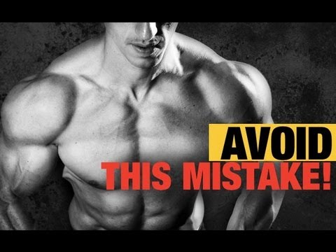 "SHOULDER TRAINING MISTAKE! - Avoid the ""Traps Trap"" for Bigger Shoulders"