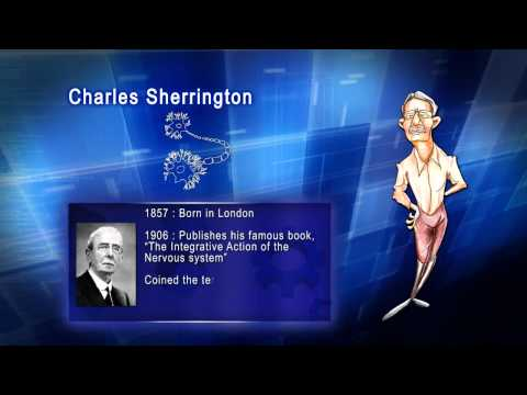 Top 100 Greatest Scientist in History For Kids(Preschool) - CHARLES SHERRINGTON