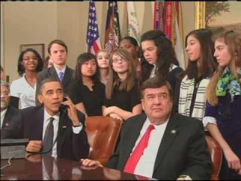 "President's Congratulatory Call Tops ""This Week @ NASA"""
