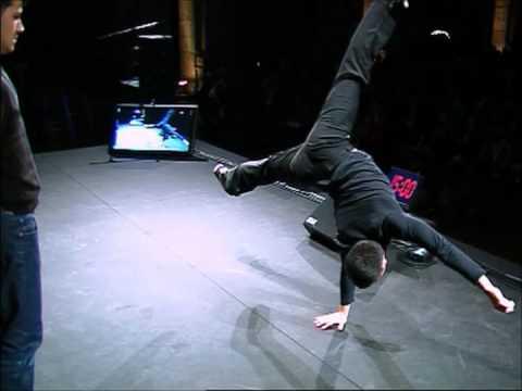 TEDxO'Porto - Momentum Crew - Performance