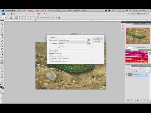 Nursery: How to use the hue and saturation tool | Photoshop tutorial