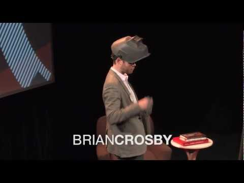 TEDxYorkU 2012 - Brian Crosby - All Your Ideas Are Bad; A Letter to Myself