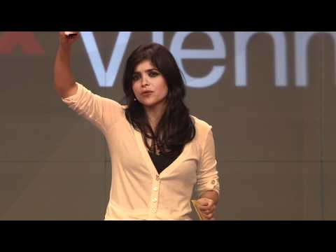 TedxVienna - Leyla Haidarian - Beyond King of the Mountain