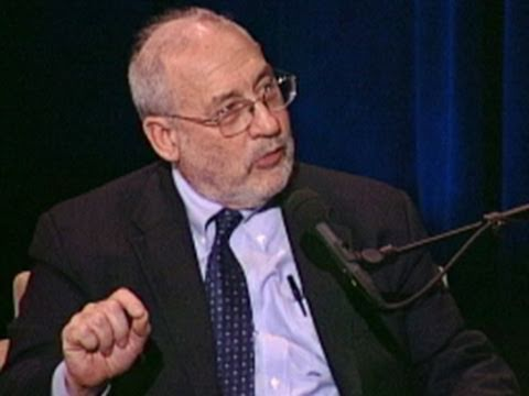 Stiglitz: Time to Rethink Fixation on GDP?
