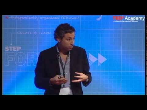 TEDxAcademy - Elias Papaioannou - Civic Capital(ism)