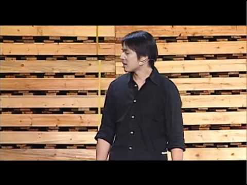 TEDxTaipei - Shun-Ren Tsai - On Oil Painting Restoration ( 蔡舜任 - 談油畫修復 )