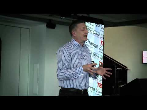 Stories: An Agent of Change: Andrew Thorp at TEDxSalfordChange
