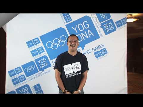 Young Ambassador - Indonesia - Idris Musa - Singapore 2010 Youth Olympic Games