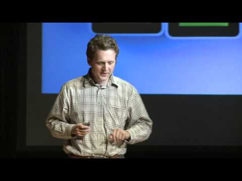 TEDxSantaCruz: David Merrill - Sifteo Cubes, Makers and Learners: My Double Ah-Ha Moment