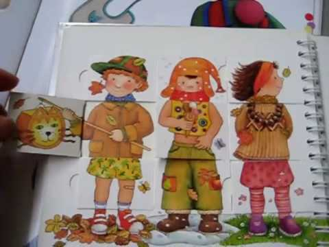 Preschool-Reading. Clothes theme books