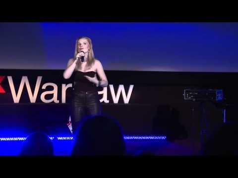 TEDxWarsaw - Karolina Glazer - Extreme vocal range