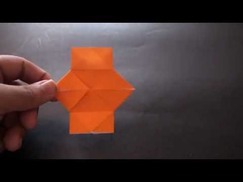 Origami Daily - 200: Easy Decorative Lantern - TCGames [HD]
