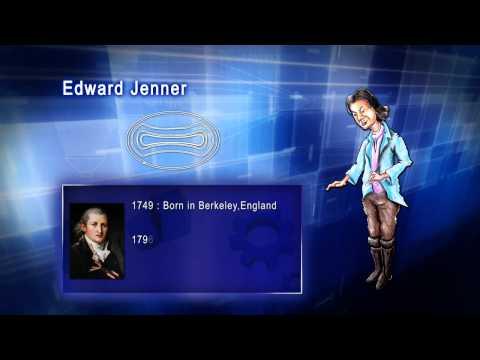 Top 100 Greatest Scientist in History For Kids(Preschool) - EDWARD JENNER