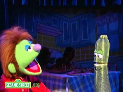 Sesame Street: Veg Side Story