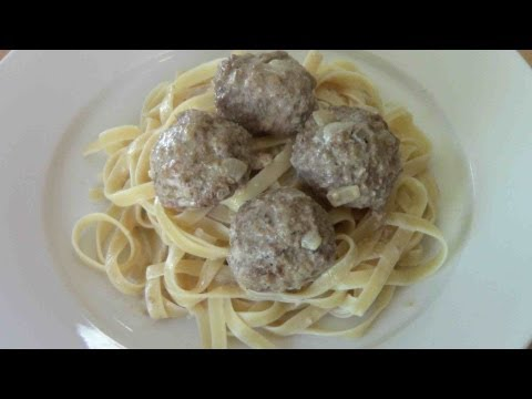 Slow Cooker Swedish Meatballs - RECIPE