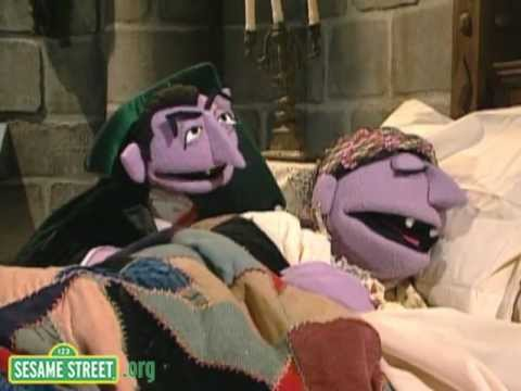 Sesame Street: Snoring Beauty with the Count